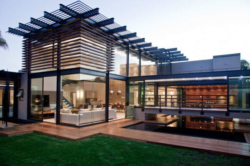 Steel In Home Construction And Residences