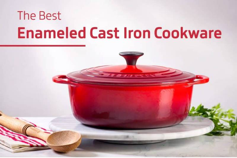 The Basics of Enamel Cast Iron Cookware