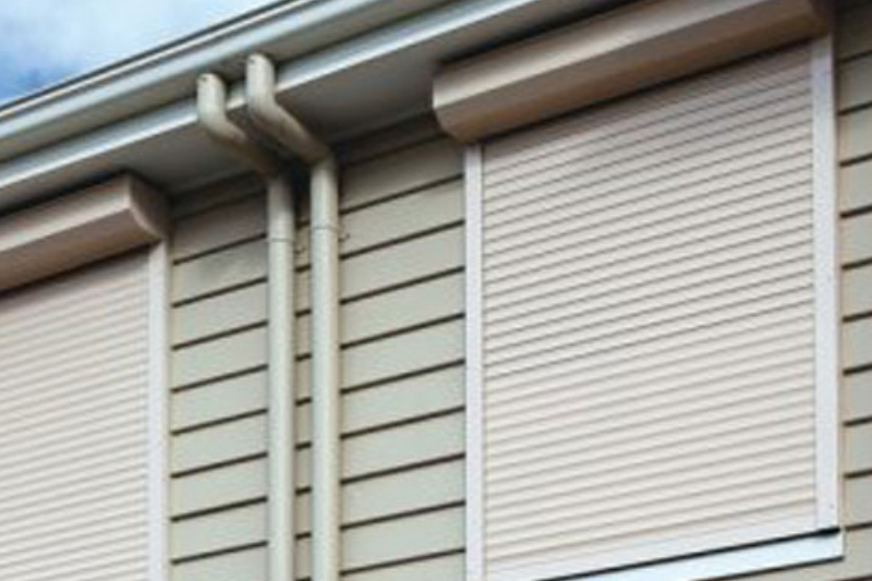 An Image Representing The Soundproofing Window Roller Shutters For Your Home